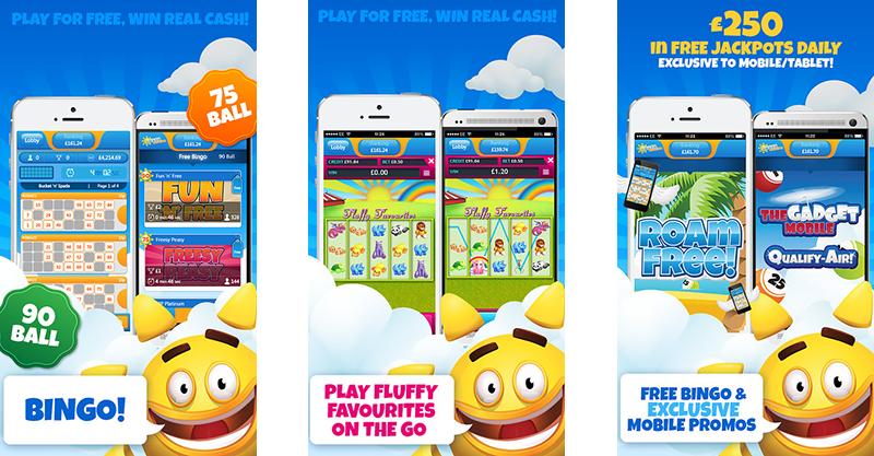 costa bingo mobile