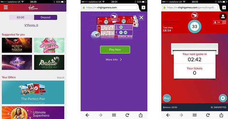 virgin-bingo-android-screenshots
