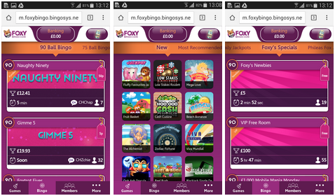 android bingo apps