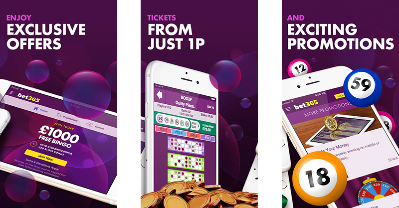 bet365 bingo mobile
