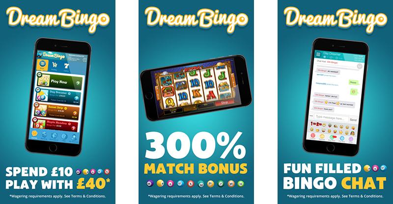 Dream Bingo App
