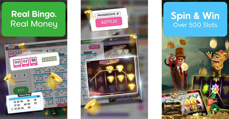 Wink Bingo iPhone app